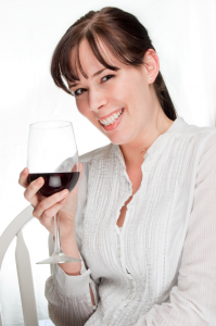 Drinking in moderation image